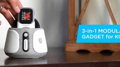 טלפון, שעון וסייענית  לילדים במכשיר אחד/ צילום: יחצ
